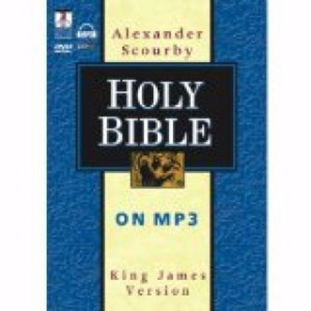 Picture of Holy Bible-Kjv(Dvd)