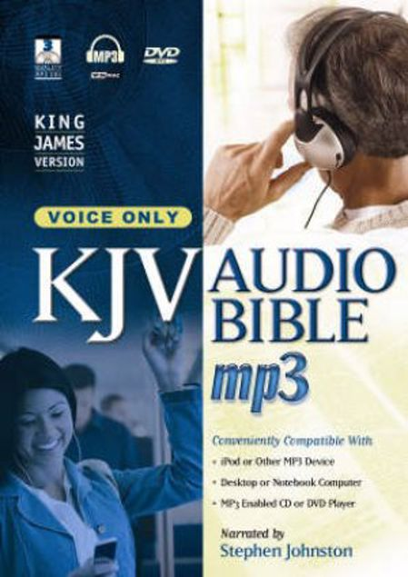 Picture of Kjv-Audio Bible (Mp3)