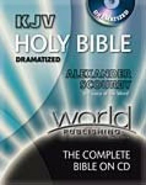 Picture of Kjv-Bible/Cd-Drama..-Wbcd7