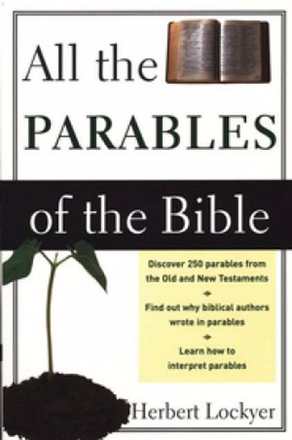 Picture of All The Parables Of The Bible