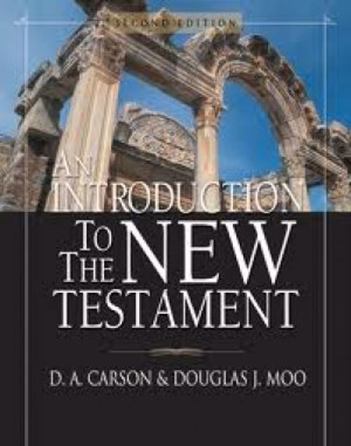 Picture of An Introduction To The New Testament