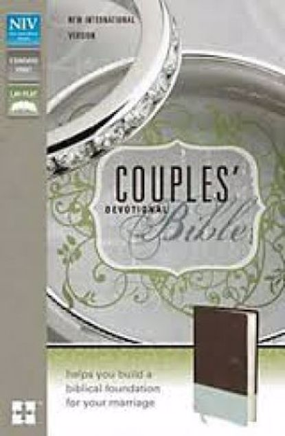 Picture of Niv Couples' Devotional Bible