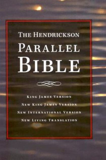 Picture of Hendrickson Parallel Bible,Hard Cover