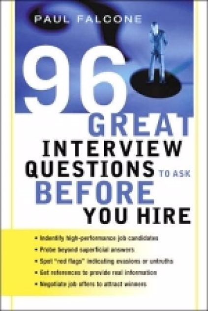 Picture of Bz-96 Interview Questions/Hire