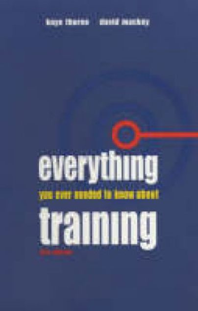 Picture of Bz-Everything/Needed/Training