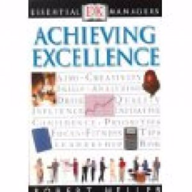 Picture of Achieving Excellence, Paper Cover