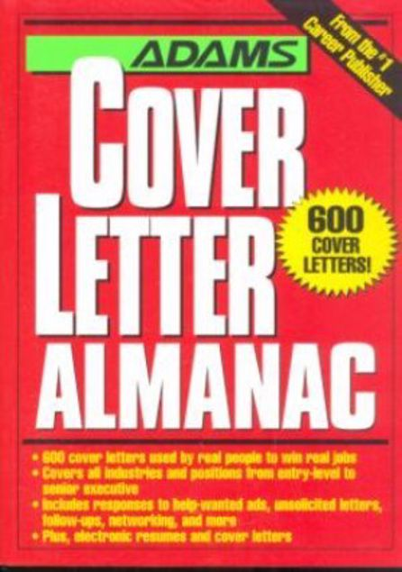 Picture of Adams: Cover Letter Almanac