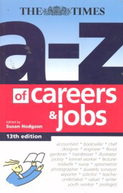 Picture of A-Z Of Career & Jobs, Paper Cover
