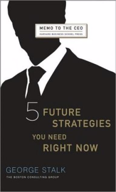 Picture of 5 Future Strategies You Need Right Now,Hard Cover