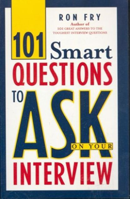 Picture of 101 Smart Questions To Ask On Your Interview
