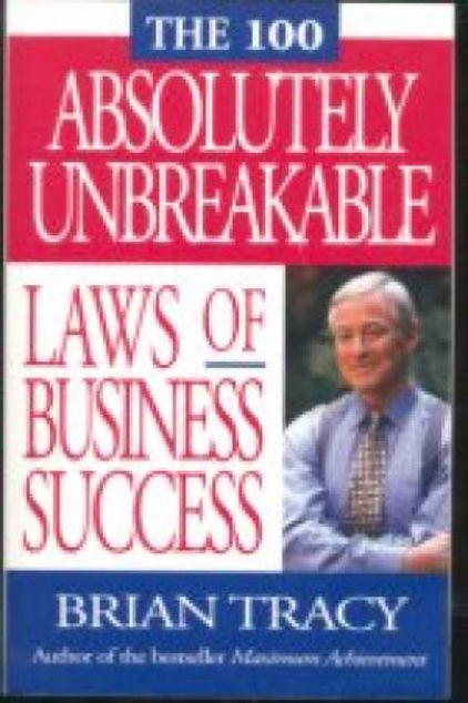 Picture of 100 Laws Of Business Success