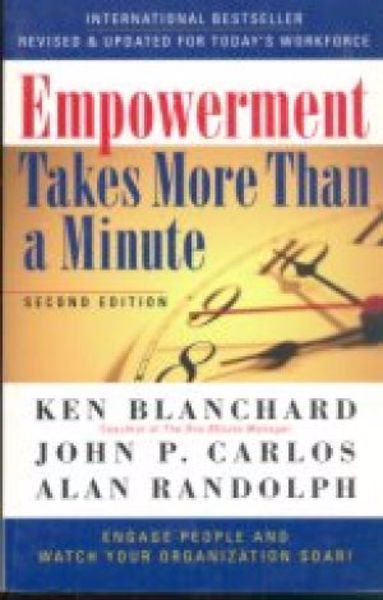Picture of Empowerment Takes More Than A Minute, Paper Cover