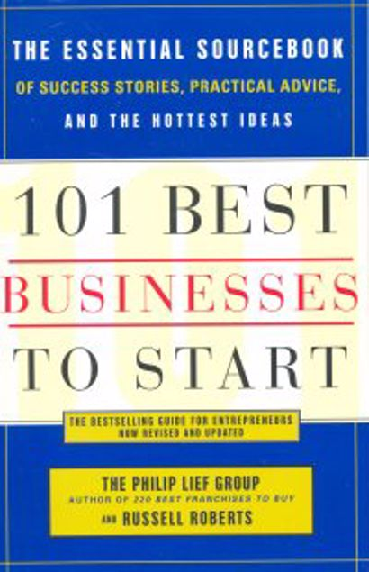 Picture of 101 Best Businesses To Start