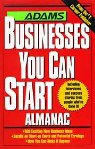Picture of Adams Businesses You Can Start Almanac
