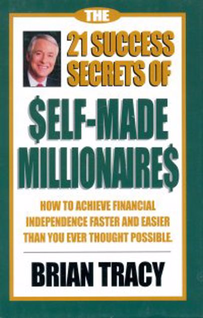 Picture of 21 Success  Secrets Of Self-Made Millionaires, Hard Cover