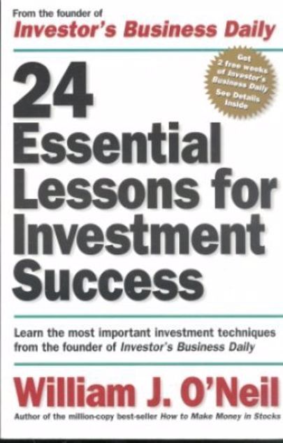 Picture of 24 Essential Lessons For Investment Success, Paper Cover