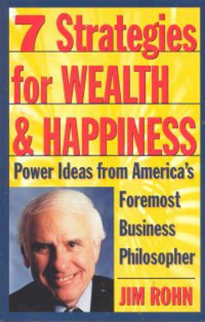 Picture of 7 Strategies For Wealth And Hapiness, Paper Cover