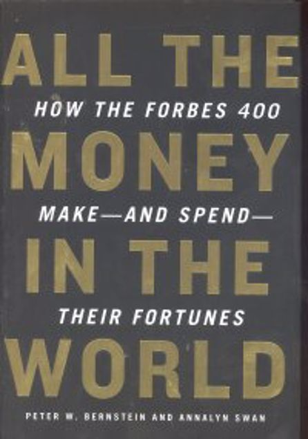 Picture of All The Money In The World