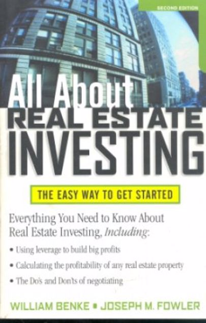 Picture of All About Real Estate Investing, Paper Cover