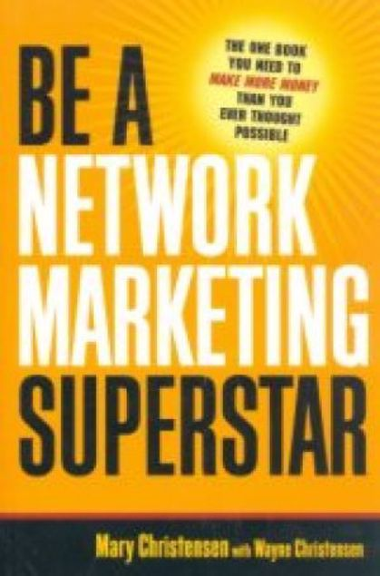 Picture of Be A Network Marketting Superstar, Paper Cover