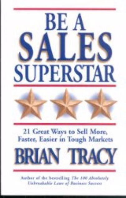 Picture of Be A Sales Superstar, Paper Cover