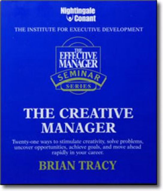 Picture of The Creative Manager Dvd