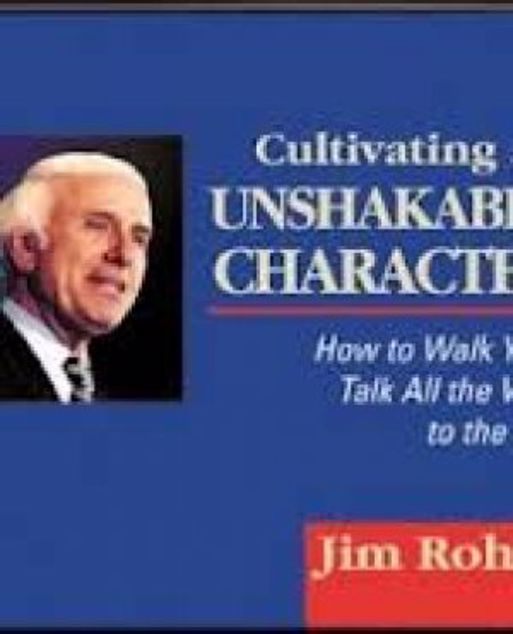 Picture of Cultivating An Unshakable Character