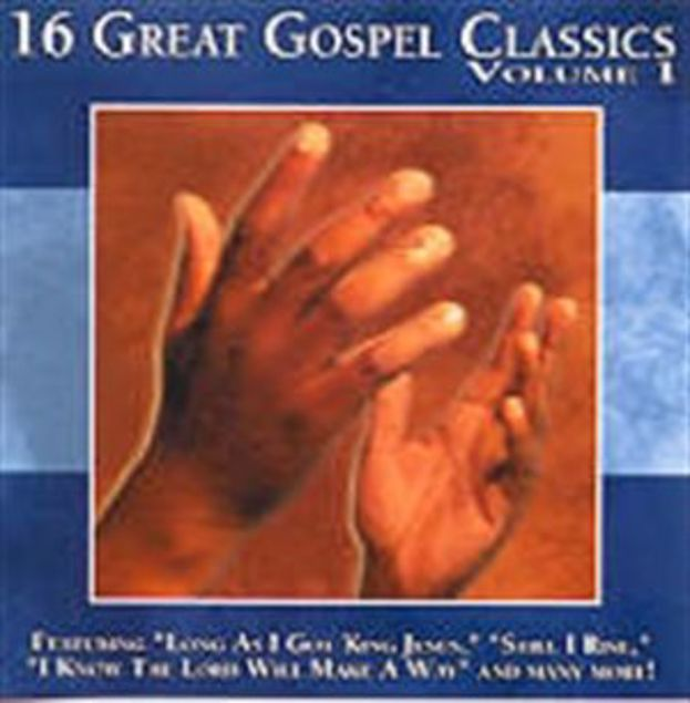 Picture of 16 Great Gospel Classics (Volume 1)