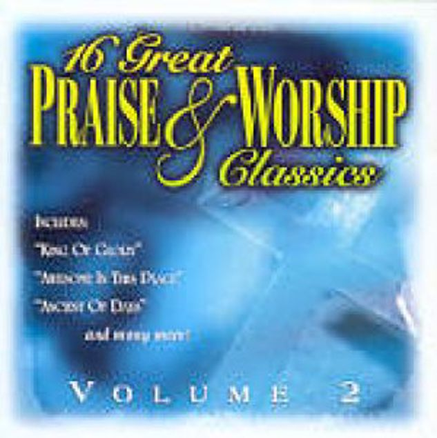 Picture of 16 Great Praise And Worship {Volume 2}