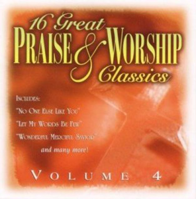 Picture of 16 Great Praise And Worship {Volume 4}