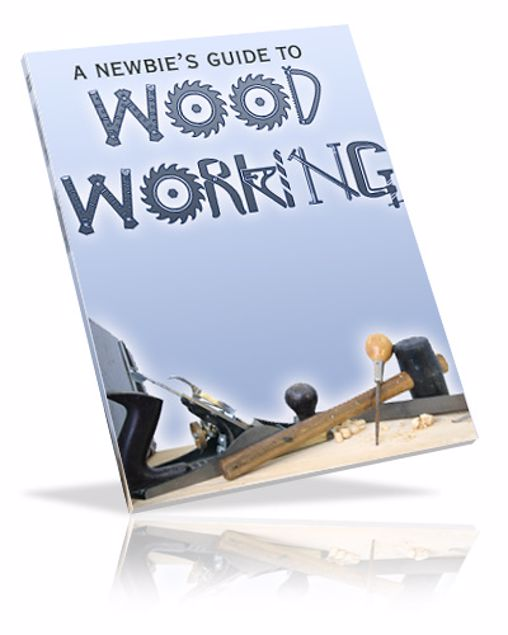 Picture of A Newbie's Guide to Woodworking