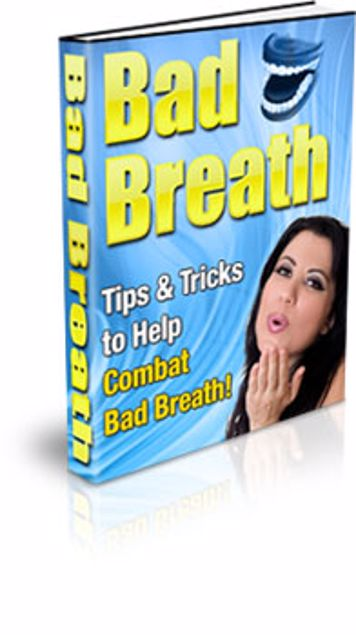 Picture of Bad Breath