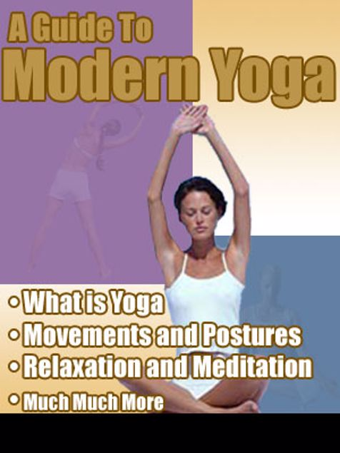 Picture of A Guide to Modern Yoga