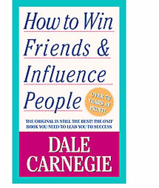 Picture of How to Win Friends & Influence People