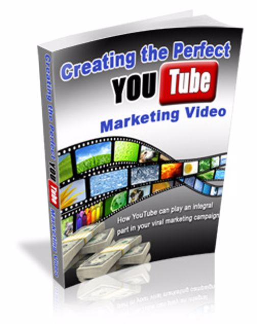 Picture of Creating the Perfect YouTube Marketing Video