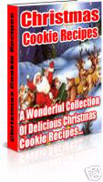 Picture of 400 Christmas Cookie Recipes