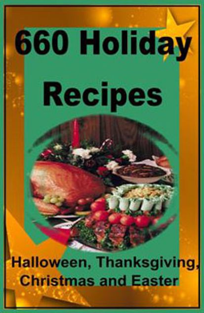 Picture of 660 Holidays Recipes