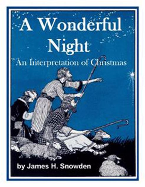 Picture of A Wonderful Night An Interpretation of Christmas
