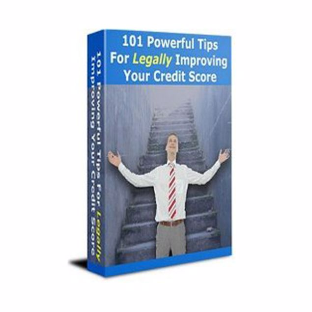 Picture of 101 Powerful Tips for Legally Improving Your Credit Score