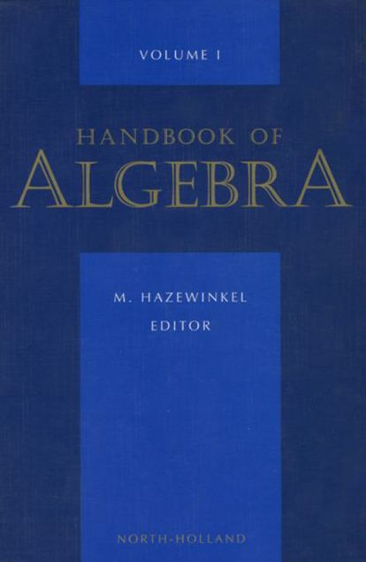 Picture of Handbook of Algebra