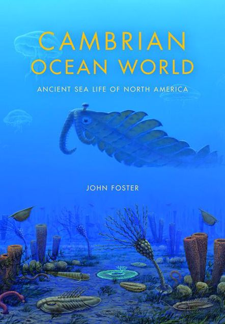 Picture of Cambrian Ocean World: Ancient Sea Life of North America