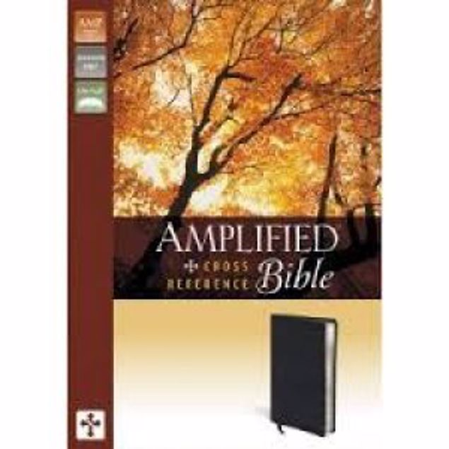 Picture of Amplified Cross-Reference Bible
