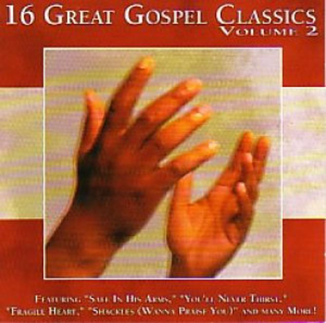 Picture of 16 Great Gospel Classics (Volume 2)