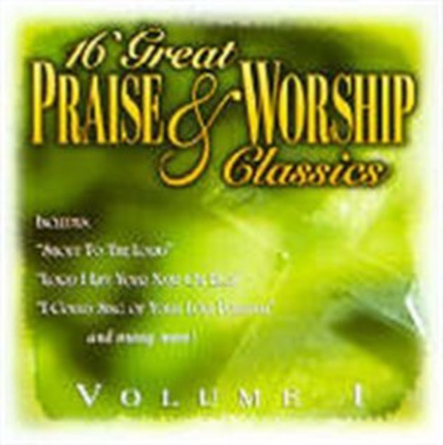 Picture of 16 Great Praise And Worship {Volume 1}