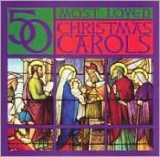 Picture of 50  Most Loved Christmas Carols