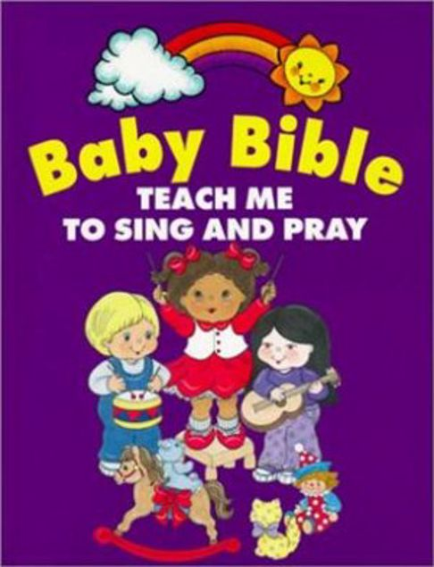 Picture of Baby Bible-Teach Me/Sing/Pray
