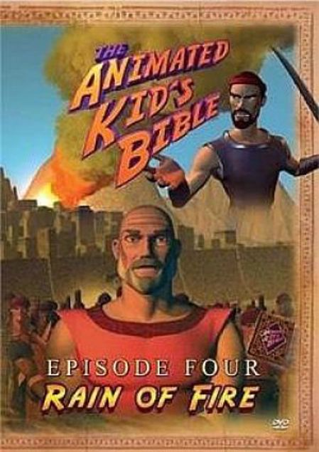 Picture of Animated Kid's Bible 4 - Rain Of Fire