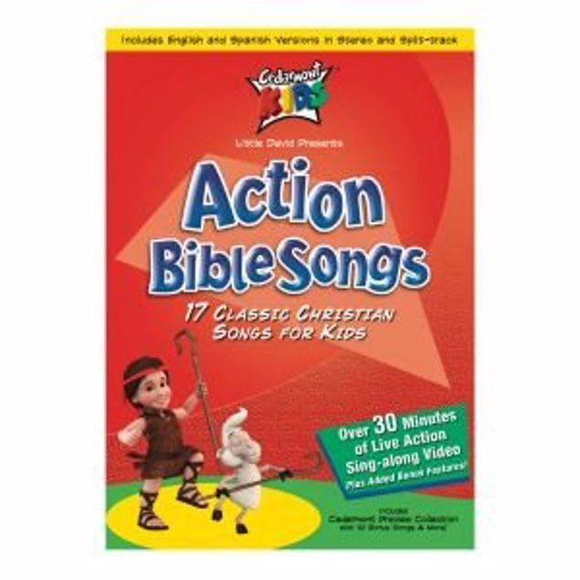 Picture of Action Bible Songs
