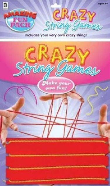 Picture of Amazing Fun: Crazy String Games