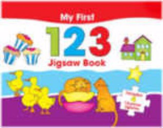 Picture of 123 Jigsaw Puzzle Book